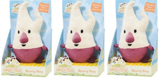 Abney & Teal Neep Feature Plush £3 @ Amazon