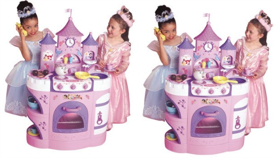 Disney Princess Play Kitchen £44.99 Delivered (With Code) @ Toys R Us