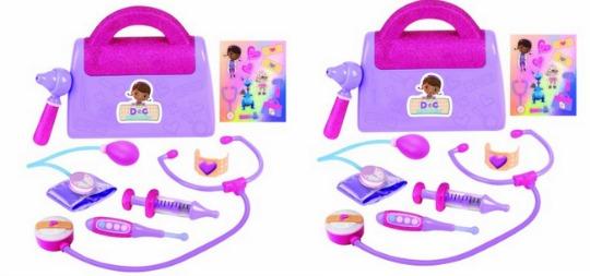 Doc McStuffins Doctor Bag Playset £11.99 Delivered @ Amazon