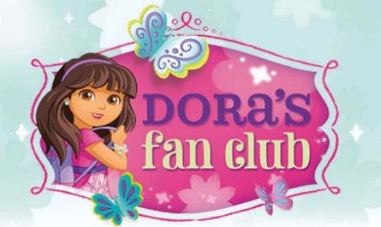 Get FREE Dora's Fan Club Activity Pack Delivered To Your Front Door