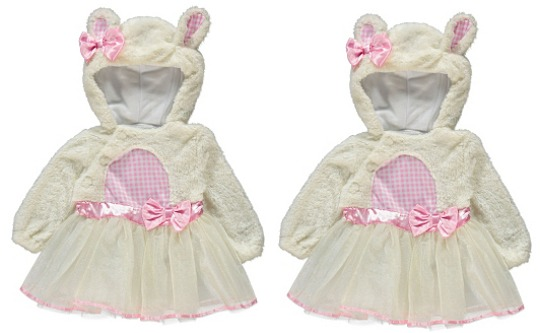 Lamb Tutu Fancy Dress £4 @ Asda George