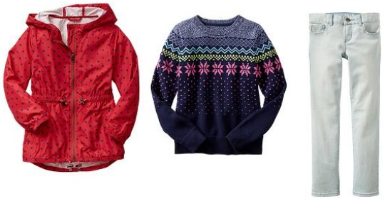 Kids' Clothing Up To 75% Off Starting From £1.99 @ GAP