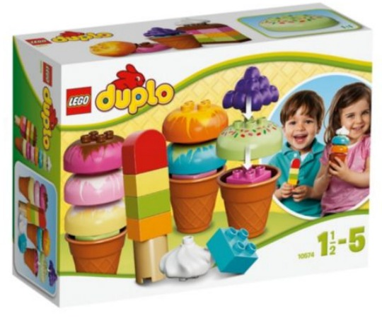Lego Duplo Creative Ice Cream Set £9.77 @ Tesco Direct/Asda