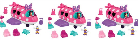 Mickey Mouse Clubhouse Minnie's Polka Dot Jet £17.99 Delivered @ eBay/Argos Outlet