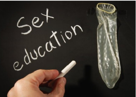 Sex Education: Is Eight Years Old Too Young?