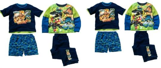Skylanders Swapforce 2Pk Boys' Pyjamas £5.16 @ Argos