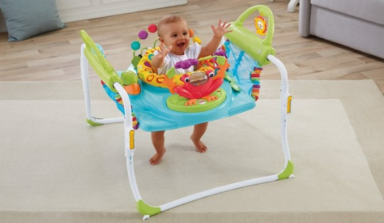 Fisher Price Step N Play Jumperoo £59.99 Delivered @ Amazon