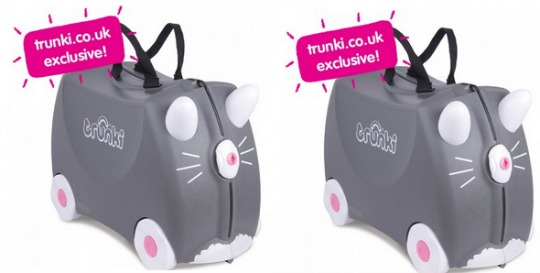 Benny The Cat Trunki £29.99 Delivered (With Code) @ Trunki