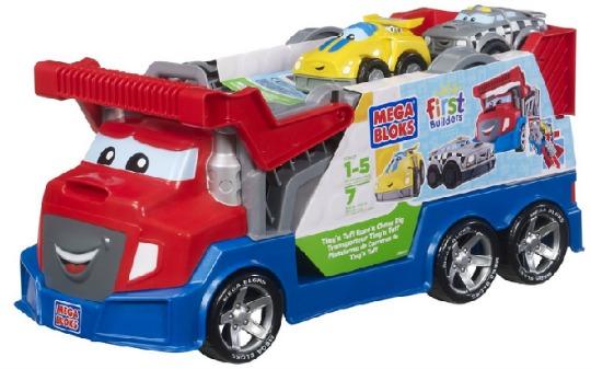 Mega Bloks Tiny N Tuff Race N Chase Rig £11 Delivered @ Amazon