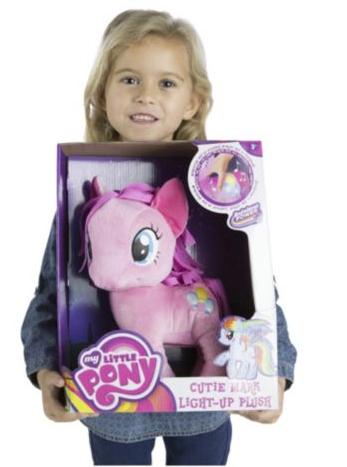 My Little Pony Pinkie Pie Cutie Mark £12.50 (Was £25) @ Tesco Direct