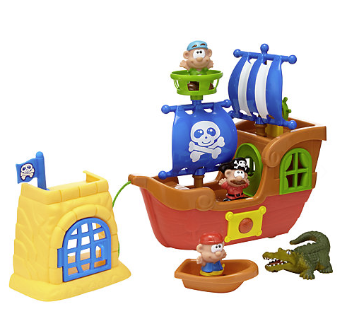 Pirate Ship Playset £10 (Was £25) @ John Lewis