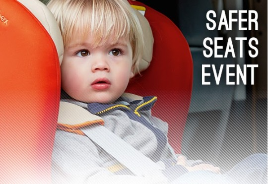 Free: Safer Seats Event @ Mamas & Papas