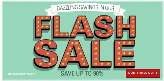 Flash Sale Up To 90% Off @ The Book People