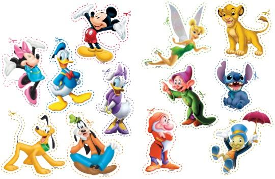 Free Printable Disney Stickers @ Disney Rewards