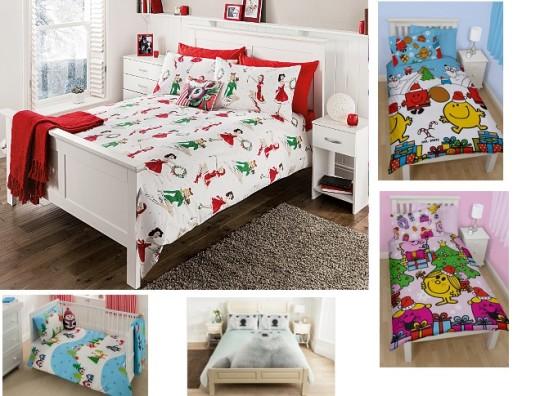 Christmas Duvets For Kids £10 @ ASDA
