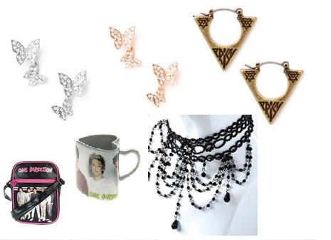 Crazy Bargains @ Claire's Accessories