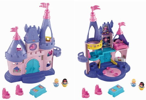 Fisher Price Little People Disney Princess Palace £26.49 @ Argos/Amazon