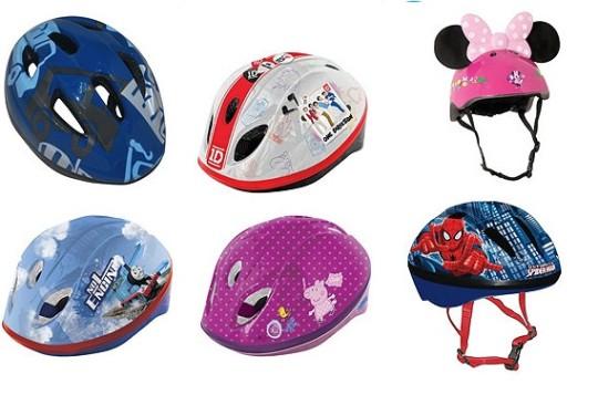 Children's Helmets Half Price From £4 @ Tesco Direct