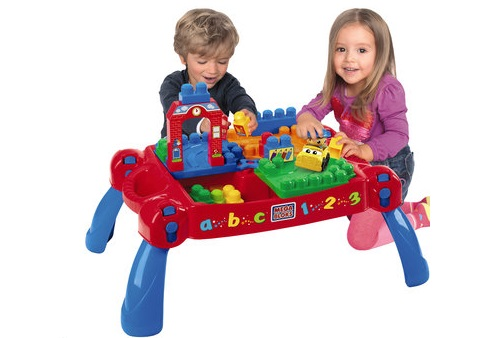 Mega Bloks First Builders Build 'n Learn Table £19.99 @ Toys R Us