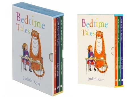 Bedtime Tales 3 Book Box Set £3.99 C&C @ WHSmith