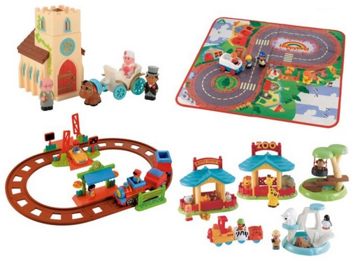Up To 50% Off On HappyLand Play Sets @ ELC