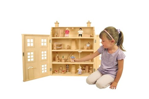 Doll House With 50 Pieces ONLINE ONLY £25.98 Delivered @ Toys R Us
