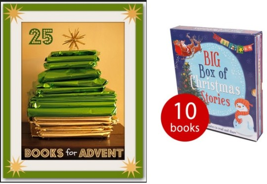 10 Christmas Books £10 Delivered @ The Book People