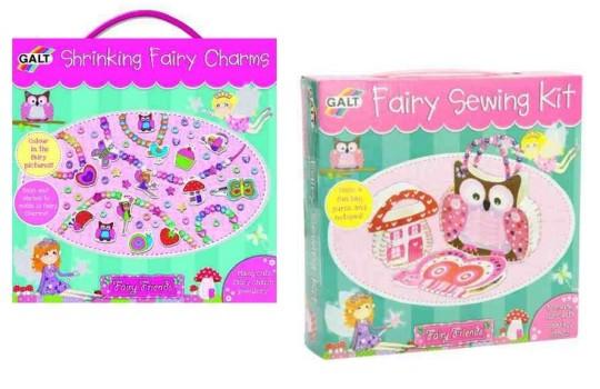 Galt Toys Fairy Craft Sets £3 @ Amazon