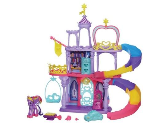 My Little Pony Twilight Sparkles Rainbow Kingdom £25.99 @ Amazon