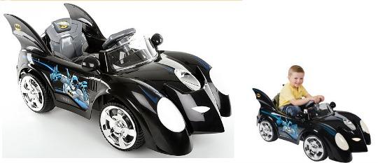 Batman 6v Battery Operated Batmobile £89.36 Delivered @ Amazon