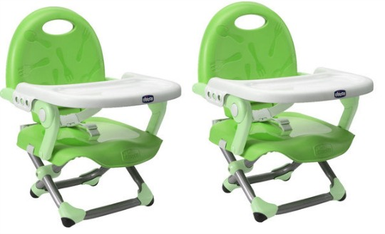 Chicco Pocket Snack Booster In Green £19.99 @ Toys R Us