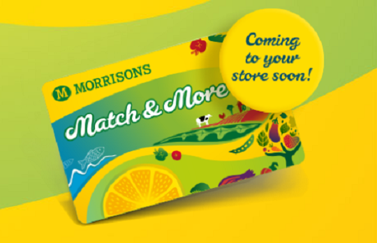 Morrison's New Loyalty Card & Price Match Promise
