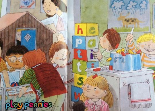 Hidden Messages In Children's School Reading Books