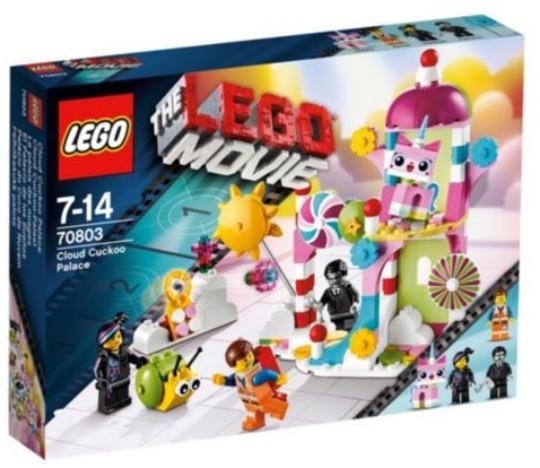 Lego Movie Cloud Cuckoo Palace £13.49 @ Tesco Direct/John Lewis