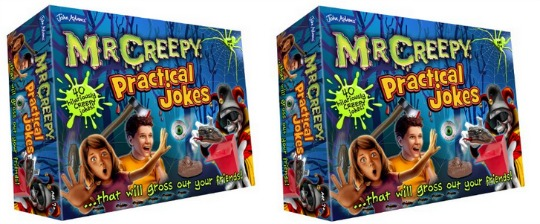 Mr Creepy Practical Jokes £5.99 @ Amazon/Asda