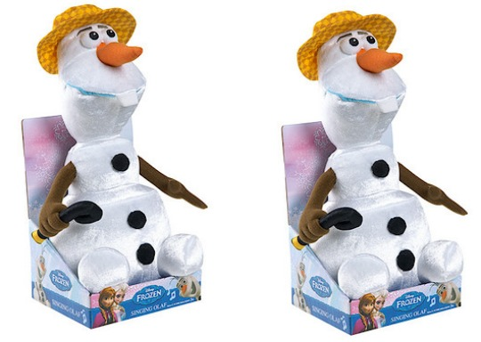 Disney Frozen Singing Olaf £11.99 Delivered @ Amazon