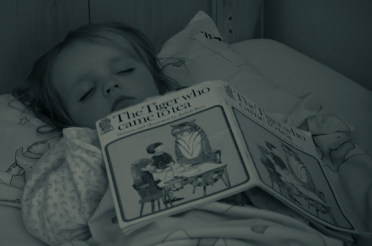 Bedtime Stories: If Only Kids Never Grew Out Of Them...