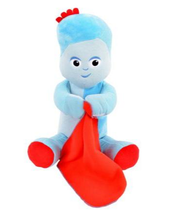 Jumbo Iggle Piggle Plush Toy £8.49 (Was £29.99) @ Argos