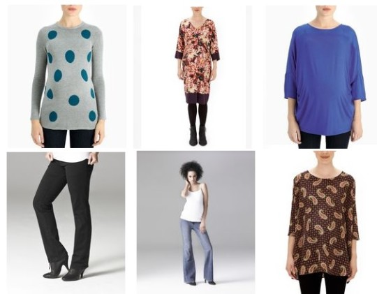 Maternity Clothes From £7 @ Mamas & Papas