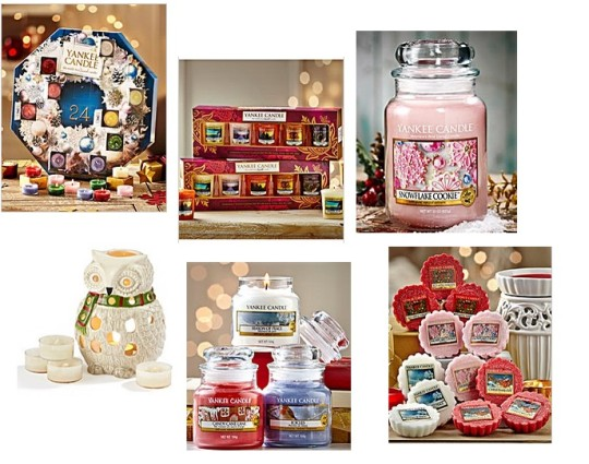 Yankee Candles 30% Off & Free Delivery @ The Brilliant Gift Shop