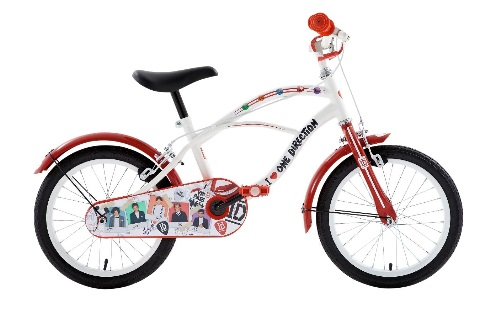 "One Direction 16"" Cruiser Bike £65 @ VERY"