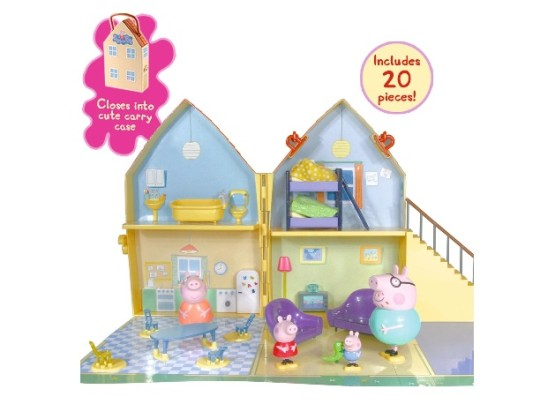 Peppa Pig Playhouse With Mat £15 @ VERY