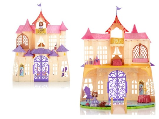 Disney Sofia Royal Castle £39 @ Debenhams