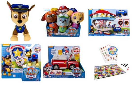 Heads Up: Paw Patrol Coming To Smyths