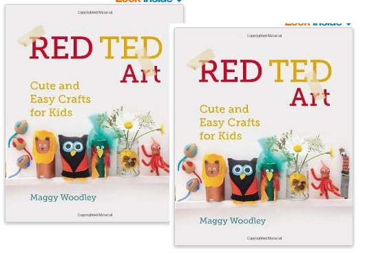 Cute and Easy Crafts for Kids  £4.99 @ Amazon