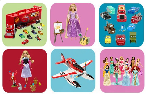 Toy Tuesday 24% Off Toys For 24 Hours @ The Disney Store