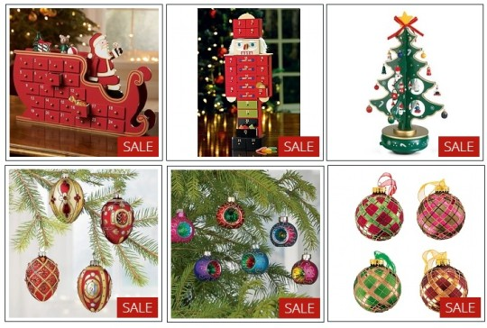 Half Price Wooden Advent Calendars @ Museum Selection