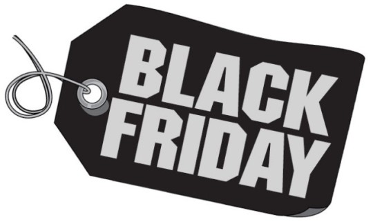Black Friday Sales - What's Happening Where?