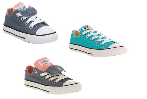 Kids Converse £13.99 @ Office Shoes eBay