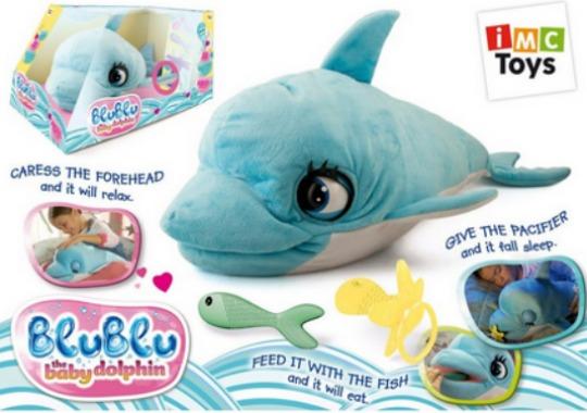 Blu Blu The Dolphin Toy £29.74 @ Amazon/Argos